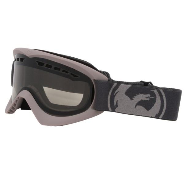 CLOSEOUTS . Dragon Allianceand#39;s DX snowsport goggles boast anti-fog lens technology, microfleece-lined face foam and a seamless goggle-to-helmet interface. Available Colors: POWDER/AMBER, MELANOID/SMOKE, PINK/SMOKE, POWDER/SMOKE, ULTRAMARINE/SMOKE.