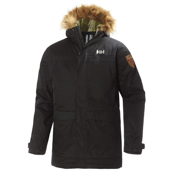 Helly Hansend Coastline Parka - Insulated (for Men)
