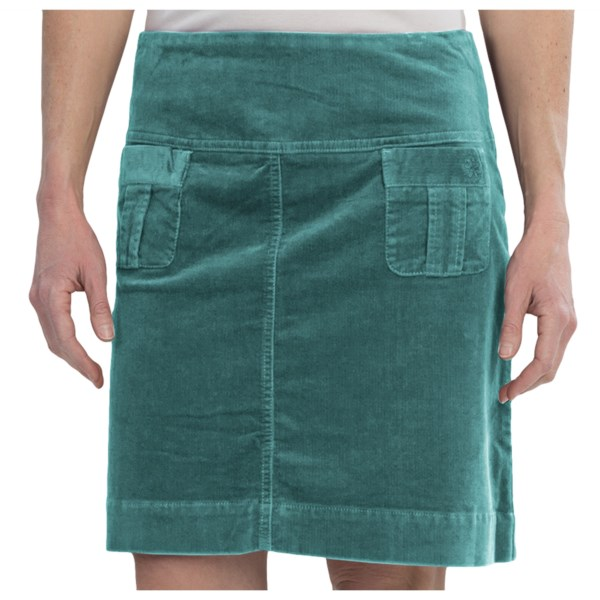 Aventura Clothing Leah Corduroy Skirt - Organic Cotton (for Women)