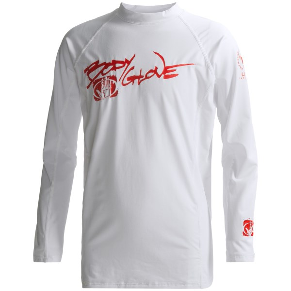 Body Glove 6 oz. Rash Guard - Long Sleeve (For Kids and Youth)
