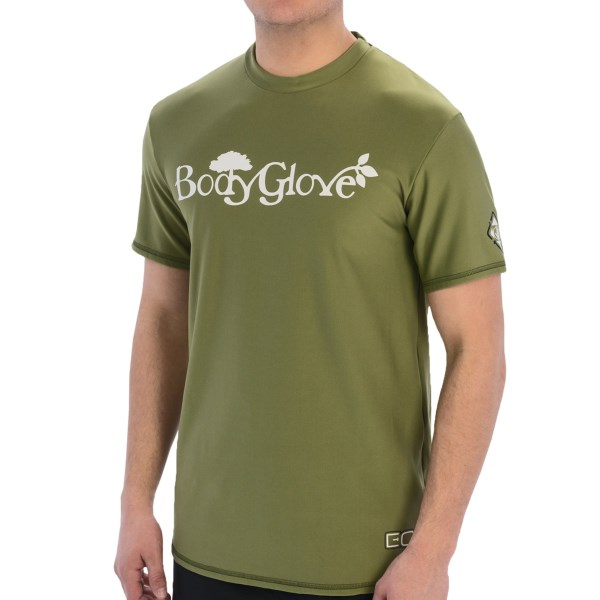 Body Glove Eco Loose Fit T-Shirt - UPF 50, Short Sleeve (For Men)