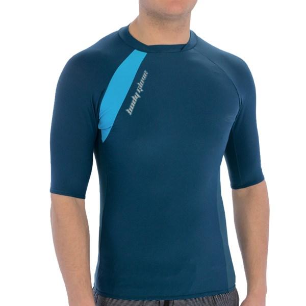 Body Glove High-Performance Rash Guard - UPF 50, Short Sleeve (For Men)
