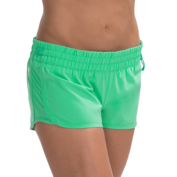 Hurley Phantom Solid Beachrider Boardshorts (For Women)