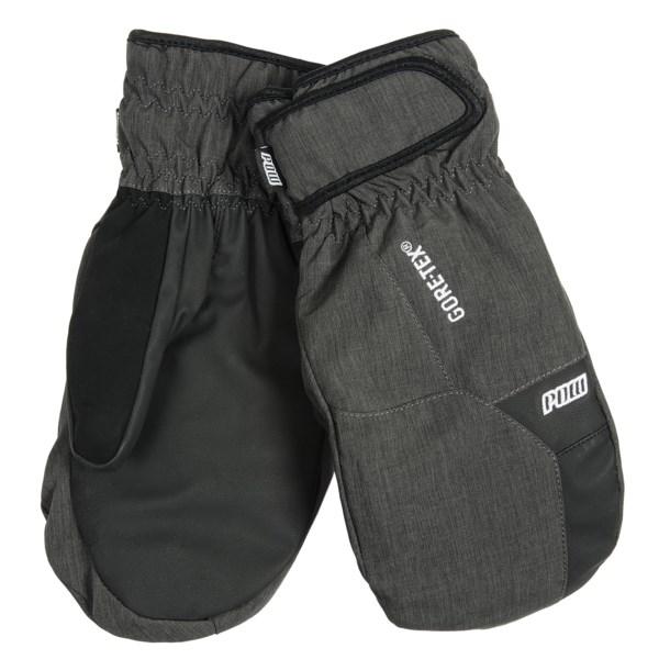 Pow Warner Gore-Tex(R) Short Mittens - Waterproof, Insulated (For Men)
