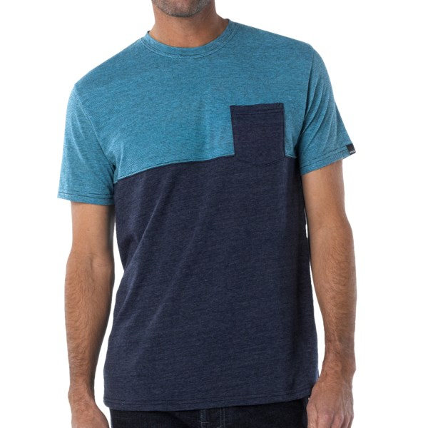 prAna Ian Pocket T-Shirt - Short Sleeve (For Men)