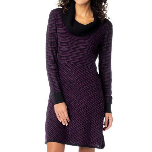 prAna Monica Sweater Dress - Wool Blend, Long Sleeve (For Women)