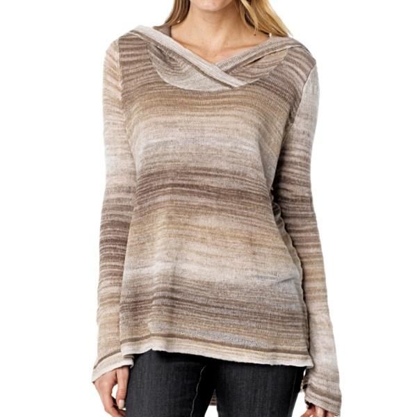 prAna Nina Hoodie Sweater (For Women)