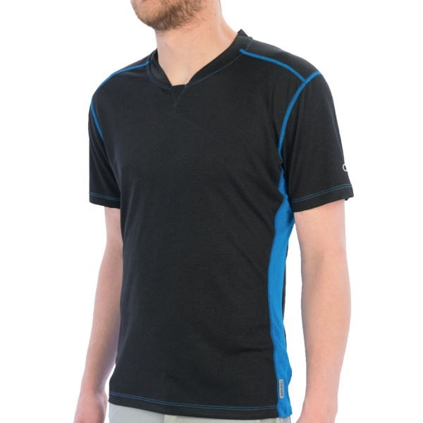 Club Ride Burnside Cycling Jersey - UPF 20 , Short Sleeve (For Men)