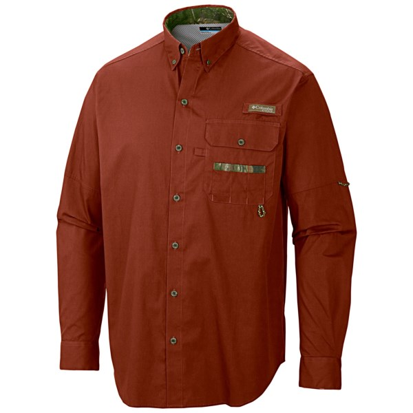 Columbia Sportswear PHG Sharptail Shirt - Long Sleeve (For Men)