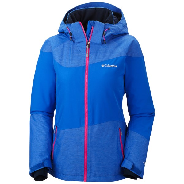 photo: Columbia Women's Parallel Grid Jacket