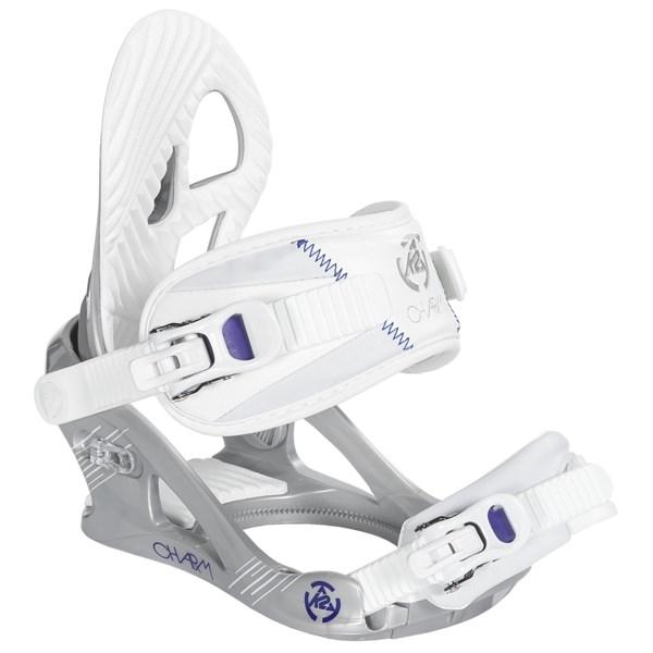 K2 Charm Snowboard Bindings (For Women)