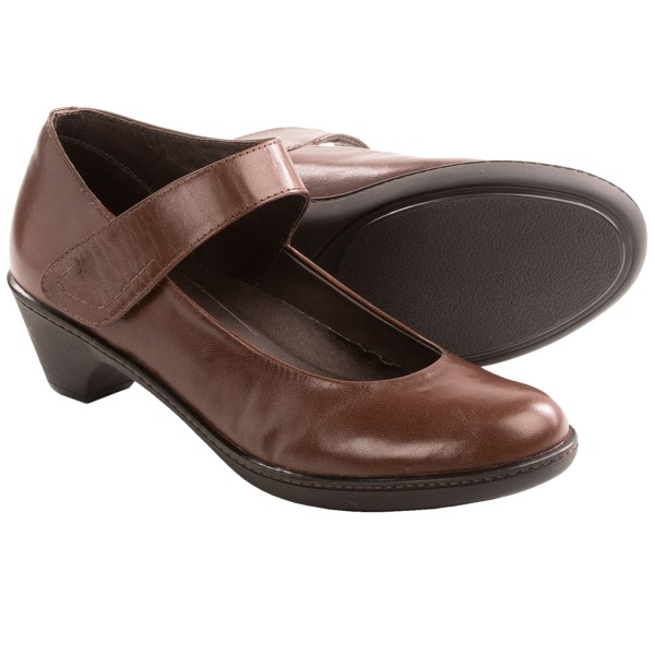 CLOSEOUTS . More of a dress pump than a clog, Danskoand#39;s Bess shoes are grown-up Mary Janes, beautifully crafted from luxurious kid leather and designed with a dressy, just-right heel. Available Colors: BLACK, BROWN, GREY. Sizes: 36, 37, 38, 39, 40, 41, 42.