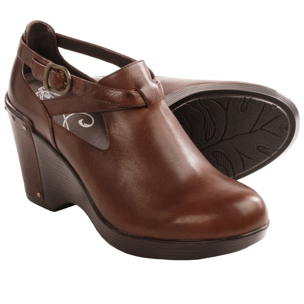Dansko Franka Wedge Ankle Boots (For Women)