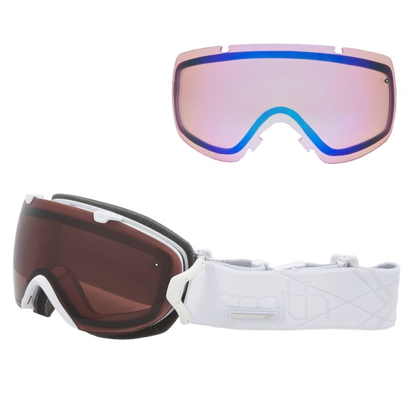Smith Optics I/os Snowsport Goggles - Polarized, Interchangeable Lens