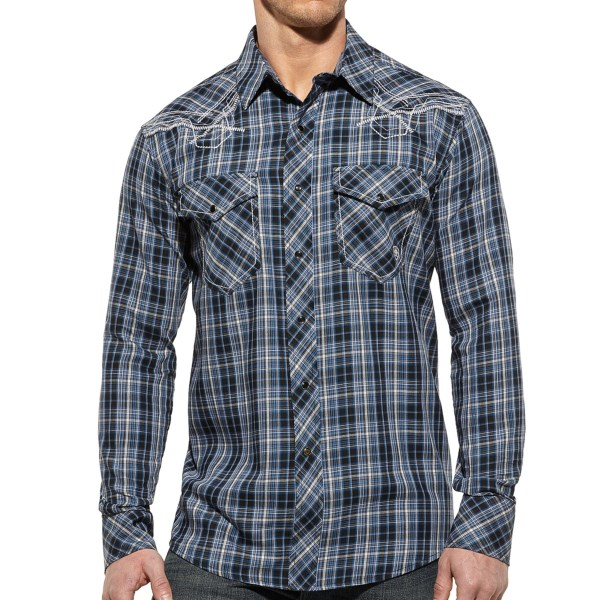 Ariat Arrowhead Shirt - Snap Front, Long Sleeve (For Men)