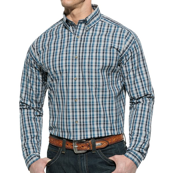 Ariat Gainer High-Performance Shirt - Long Sleeve (For Men)