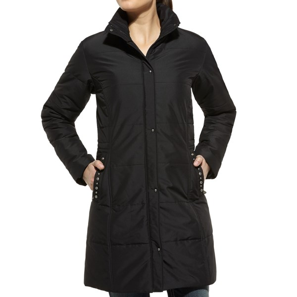 Ariat Bryant Long Coat - Insulated (For Women)