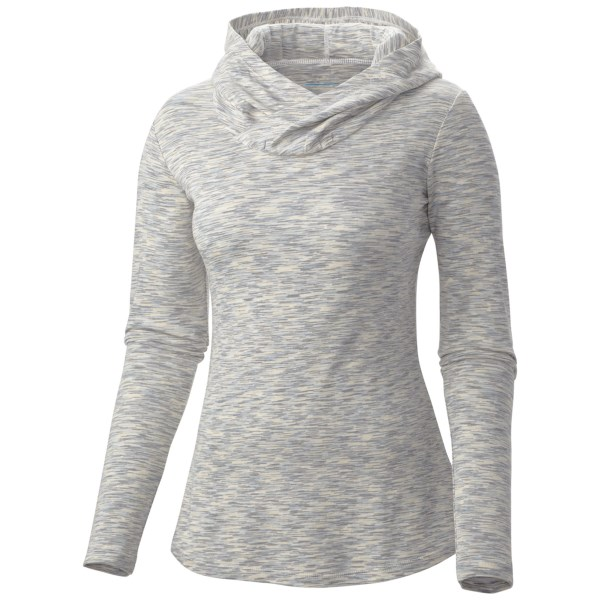 Columbia Sportswear Outerspaced Hooded Shirt - Long Sleeve (For Women)