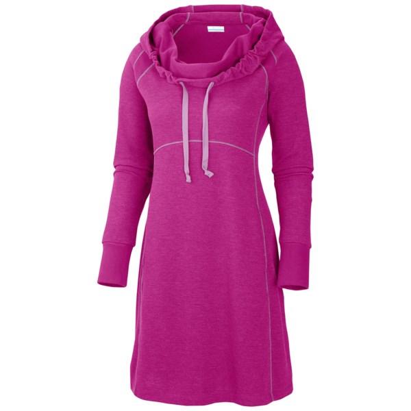 Columbia Sportswear Heather Hills Hooded Dress - Long Sleeve (For Women)