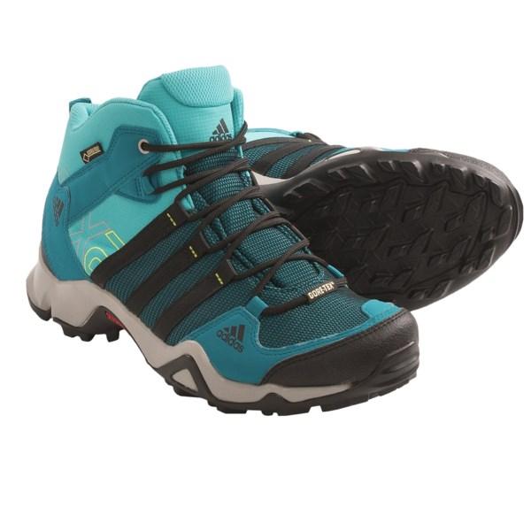 UPC 887780148142 Adidas Outdoor AX2 Mid GTX Hiking Boot