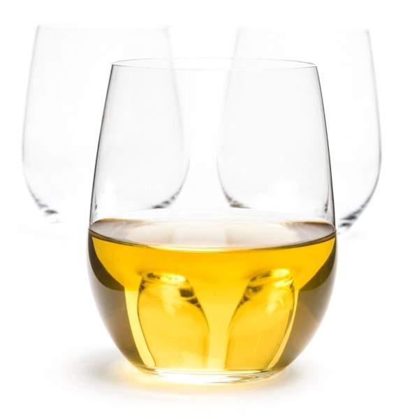 Riedel Trip Viognier/chardonnay Wine Tumblers - Set Of 3