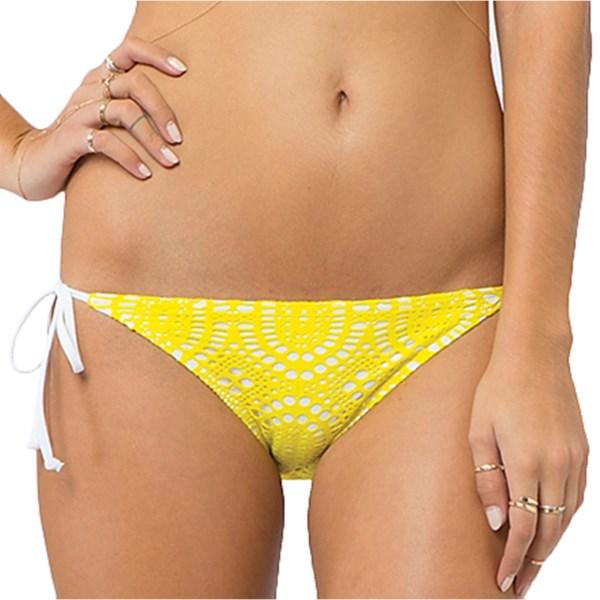 Billabong Crochet Low Rider Bikini Bottoms (For Women)