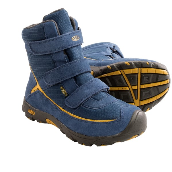 Keen Trezzo Snow Boots - Waterproof, Insulated (For Youth)