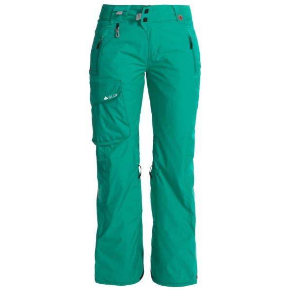 686 Glacier Trail Thermagraph Snowboard Pants Waterproof, Insulated (For Women)