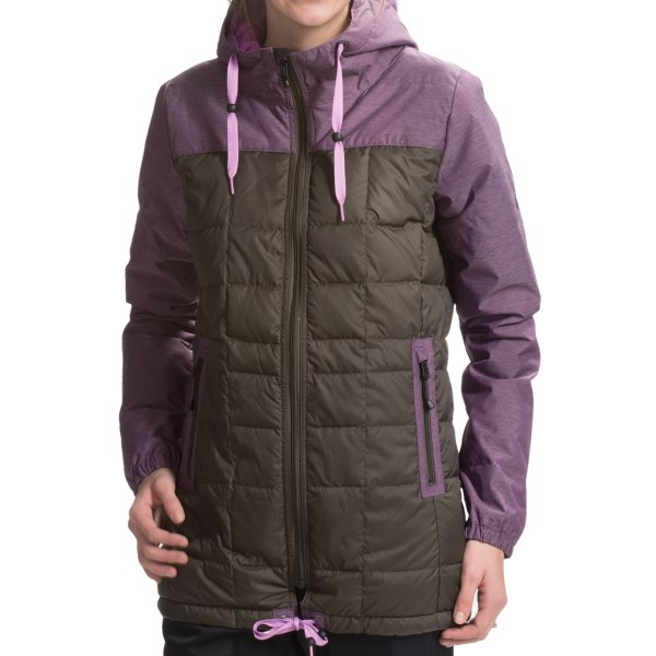 686 Airflight Down Parka 600 Fill Power (For Women)