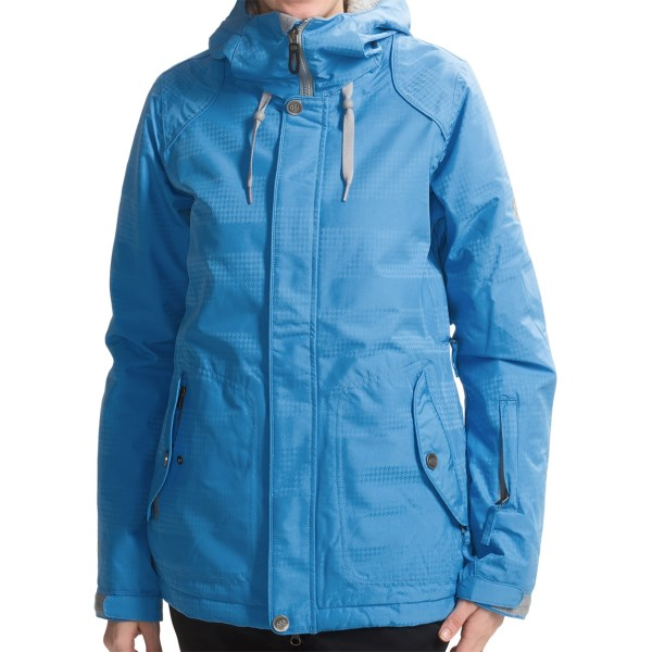 686 Authentic Splendor Snowboard Jacket Waterproof, Insulated (For Women)