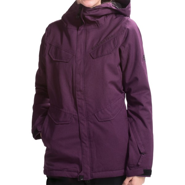 686 Authentic Annex Snowboard Jacket Waterproof, Insulated (For Women)