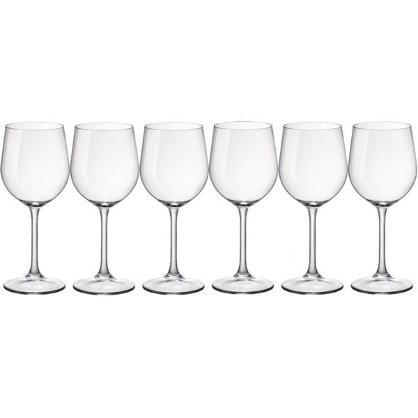 Bormioli Rocco Riserva 11.5 Fl.oz. Chardonnay Wine Glasses - Set Of 6
