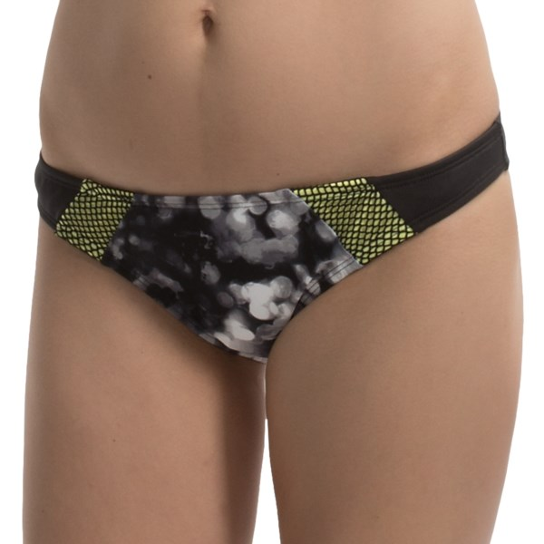 Adidas Space Case Hipster Bikini Bottoms (for Women)