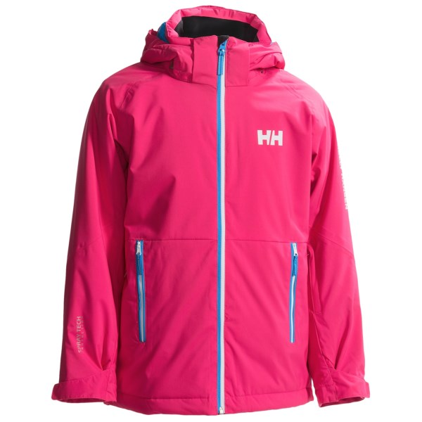 photo: Helly Hansen Jr Domino Jacket