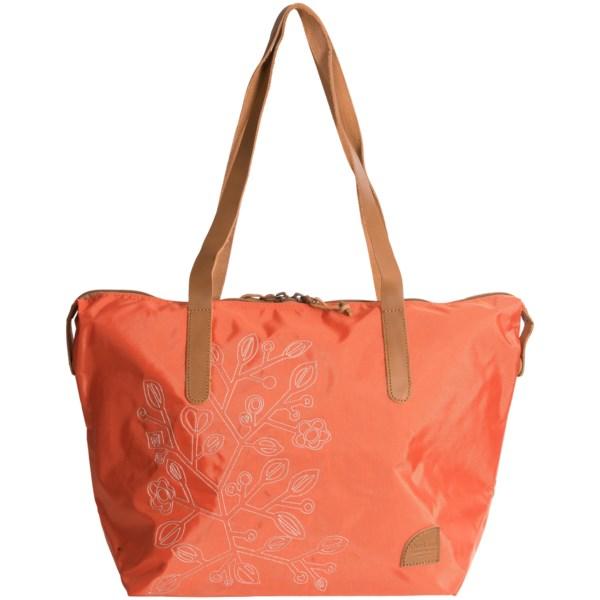 Overland Equipment Radcliffe Embroidered Shoulder Bag (for Women)