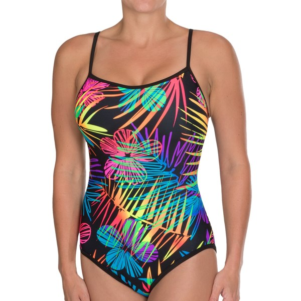 Tyr Huntington Beach Floral One-piece Swimsuit - Fully Lined (for Women)
