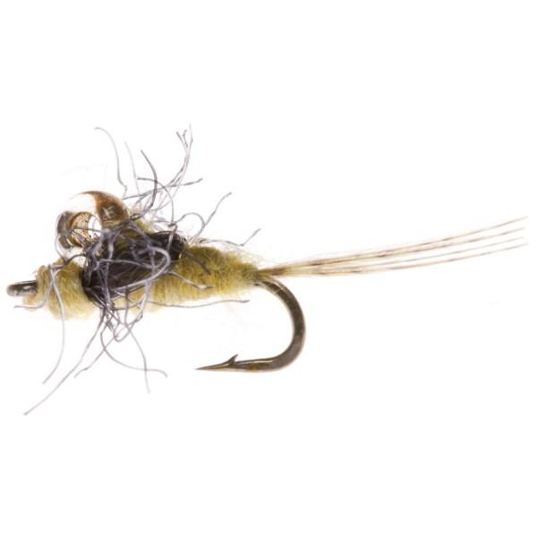 Spirit River Bubble Bake Micro Nymph Flies - Dozen