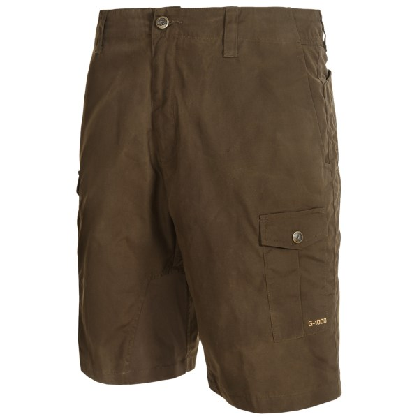 Fjallraven Sarek Hiking Shorts (For Men)