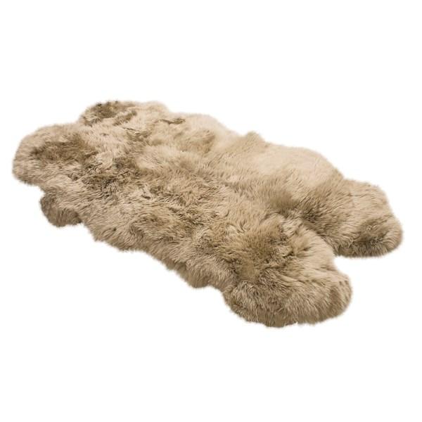 Auskin Sheepskin Longwool Rug - Four Pelt