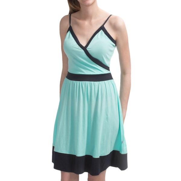 Boast Usa Jersey Tank Dress - Sleeveless (for Women)