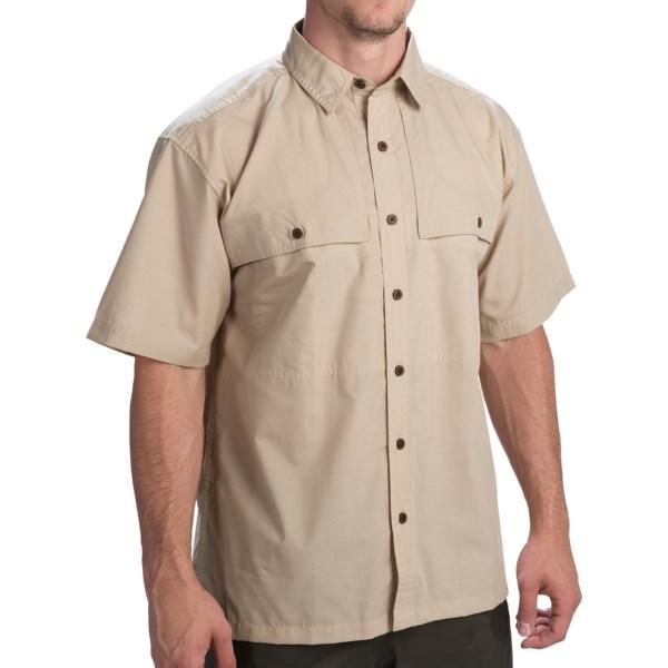 Patagonia Island Hopper Shirt - Upf 15, Short Sleeve (for Men)