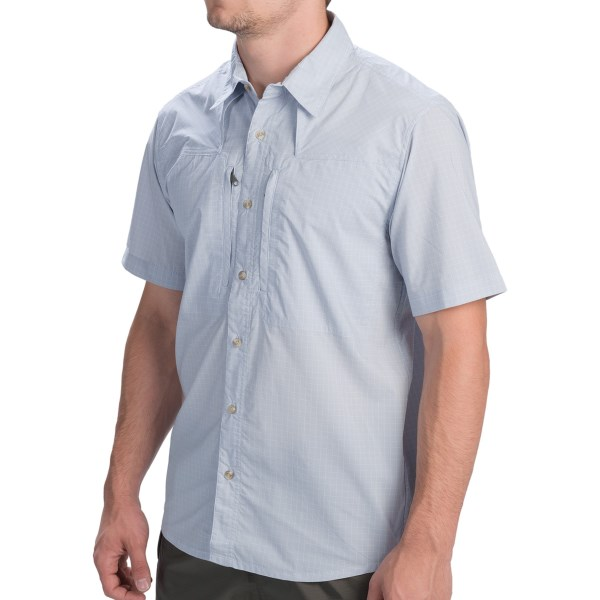 Patagonia Sun Stretch Shirt - Upf 30, Short Sleeve (for Men)