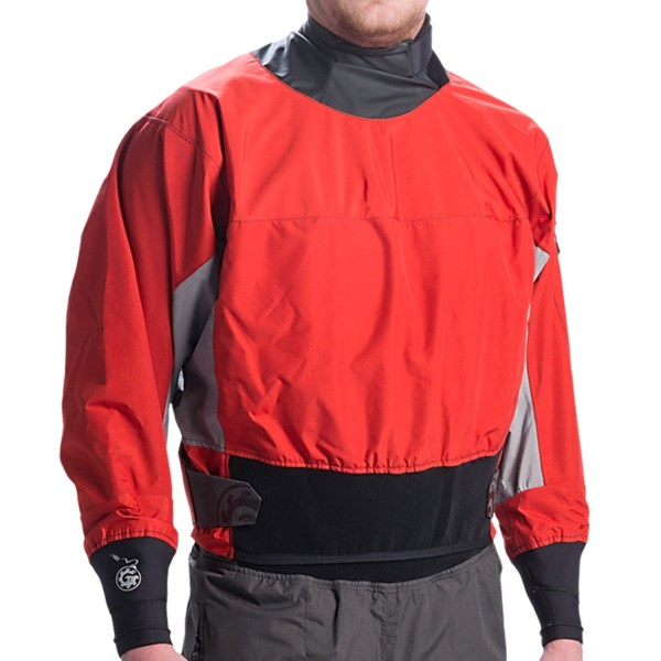 photo: Bomber Gear Hydrobomb Semi-Dry Top