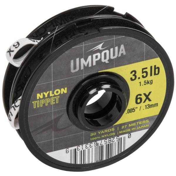 Umpqua Outdoors Nylon Tippet Material - 30 Yds.