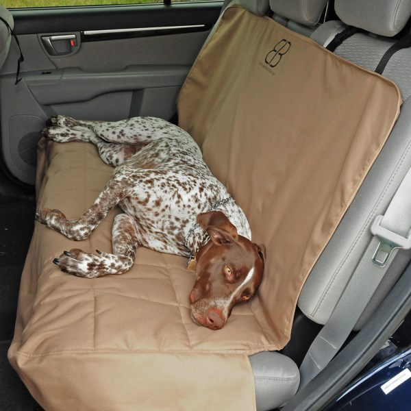 Petego Back Seat Protector