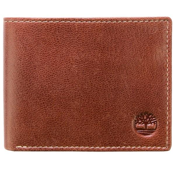 Timberland Hudson Commuter Wallet - Leather (for Men)