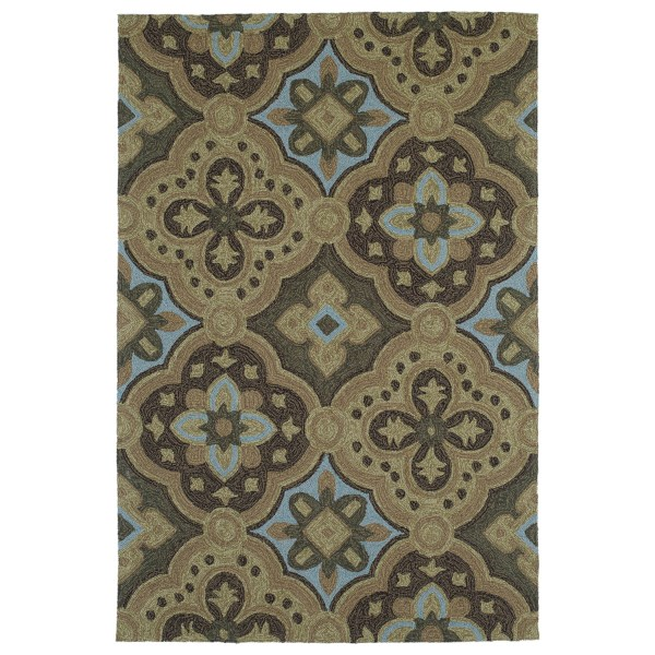 Kaleen Habitat Collection Indoor/outdoor Accent Rug - 2x3?