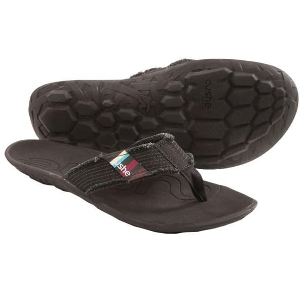 68ff27e21ade ... UPC 018471535846 product image for Cushe Flipper Flip-Flops (For Men)