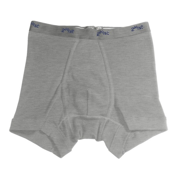2(x)ist Fine Cotton Boxer Brief (For Men)