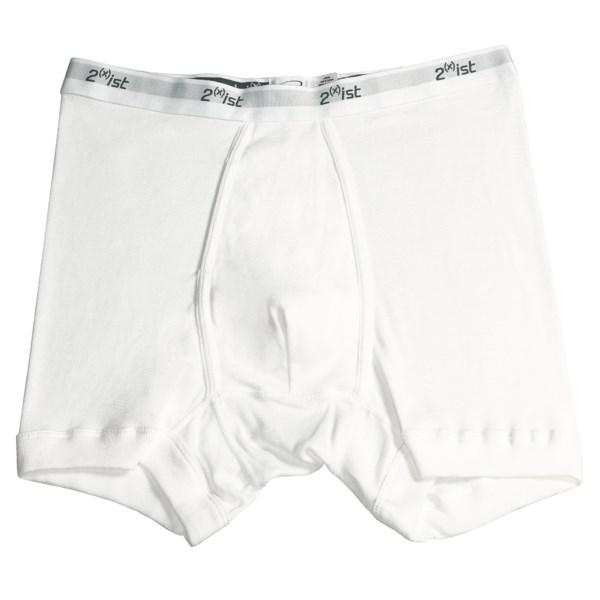 2(x)ist Boxer Briefs Cotton (For Men)